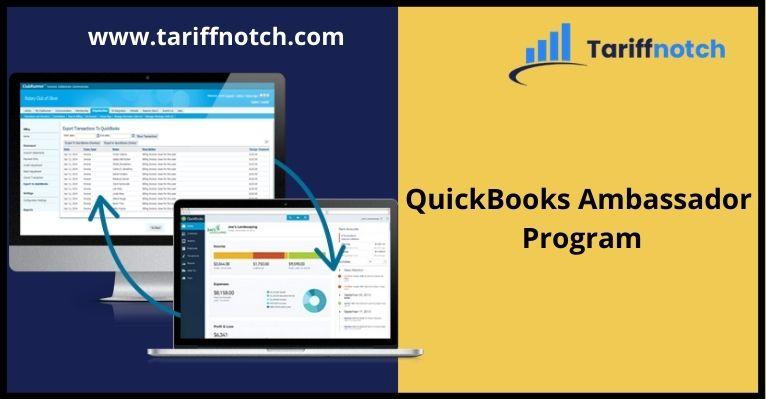 QuickBooks Ambassador Program