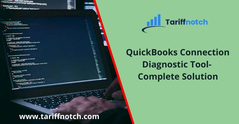 QuickBooks Connection Diagnostic Tool- Complete Solution