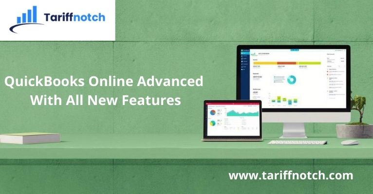 QuickBooks Online Advanced With All New Features