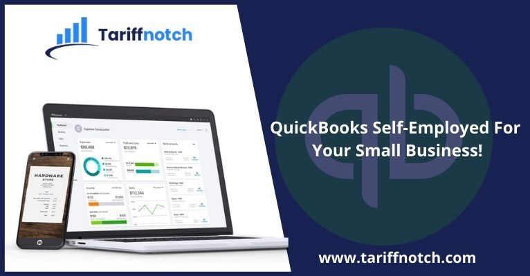 QuickBooks Self-Employed For Your Small Business!