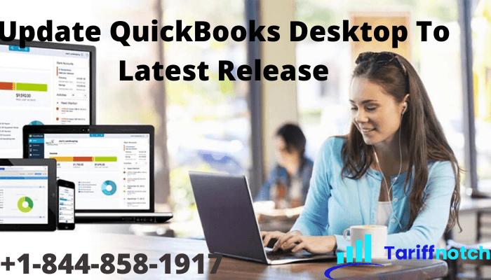 Update QuickBooks Desktop To Latest Release
