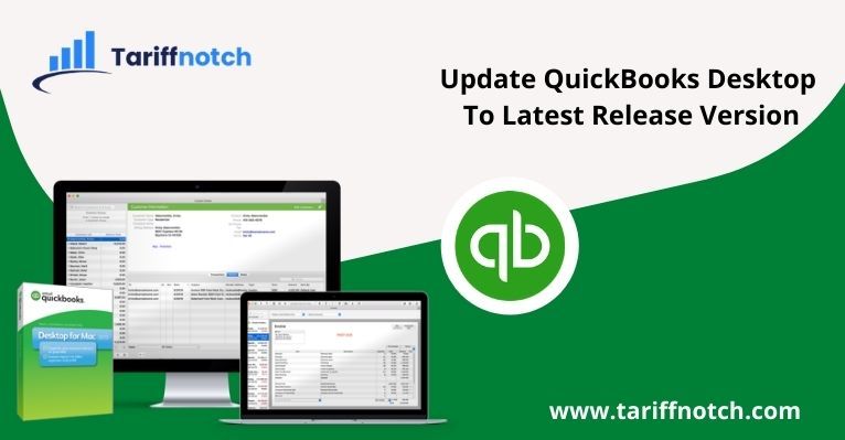 Update QuickBooks Desktop To Latest Release Version
