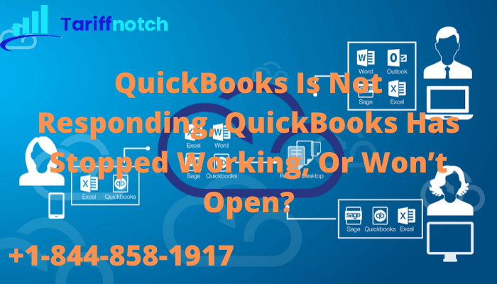 QuickBooks Is Not Responding