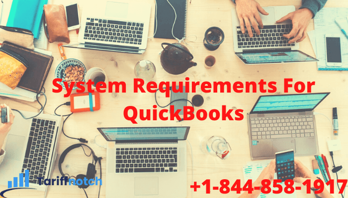 System Requirements For QuickBooks
