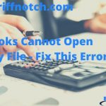 QuickBooks Cannot Open Company File